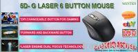 G-Laser 6 Button Mouse