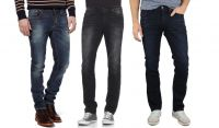 Denim Jeans Pant For Men's