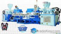 JIC806 Shose Upper Molding Machine