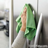 microfiber cleaning cloth for household