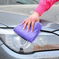 microfiber cleaning cloth, car wash cloth