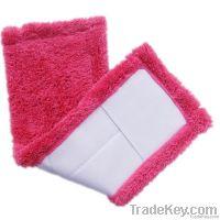 microfiber mop pad, mop head, mop refill