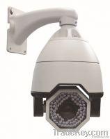 Waterproof IR high speed dome camera