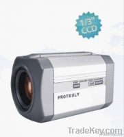 1/3�?? CCD 650TAL DSP cctv zoom camera
