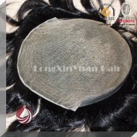 Wholesale Human Hair Men's Toupee