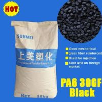 PA6 30GF plastic raw mateiral--Factory direct sale