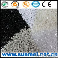 PC+ABS Plastic Alloy Granules /Plastic Injection Materia--factory direct sale
