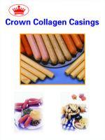 crown collagen casing