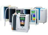 Domestic ionizers