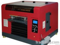 A3 Leather flatbed printer, No Pre-coating Needed Flatbed Printer