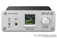 RUA 22A  [USB & Optical Amplifier]