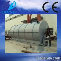 Waste Plastic/Tire Pyrolysis Machine