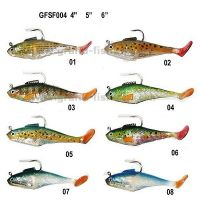 Soft plastic lures baits fishing lures
