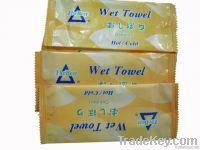 Single Packing Wet Wipes / Wet Tissue