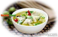 Green Curry Branded U-Globe