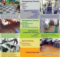 U-Globe PVC Floor
