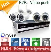 NVK-B1104D  4ch 720P NVR Kits