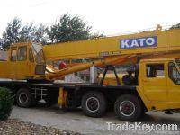 used cranes KATO 50T crane