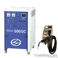 INVERTER CO2/MIG ARC WELDING MACHINE