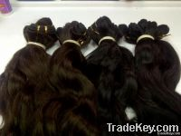 Brazilian human hair 100% virgin