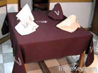 TABLE CLOTH/COVER