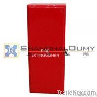 Fiberglass Fire Extinguisher Box