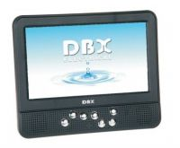 """Portable TV with USB/SD, 7""""/9"""" TFT LCD PTV"""
