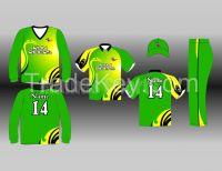 Sublimated Cricket Uniform