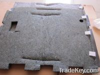 Soundproofing cotton for air conditioning compressor