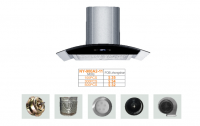 economical range hood, cooker hood, chimney, exhaust hood, air filter hood