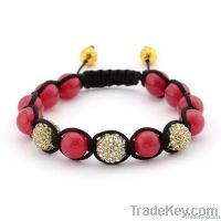 2012 fashion new design shamballa bracelets wholesale