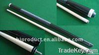 American white wood& hard gum wood billiard cue W001