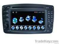 WS-8802 special dvd player for benz  MERCEDES