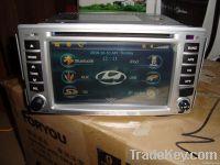 WS-9037 Car DVD Player for Hyundai Santafe