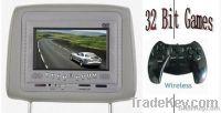 WS-888D headrest dvd player