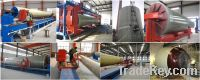 FRP pipe&tank winding machine