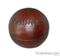 Leather Basketball Balls