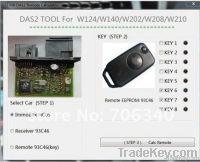 Benz DAS2 Immobilizer Remote Calculator