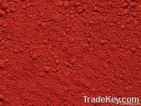 Iron Oxide Red Yellow Green