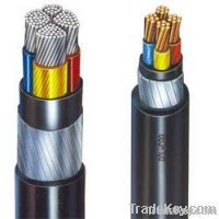 AL/Aluminium conductor XLPE insulated cable