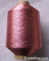 Metallic yarn MX type