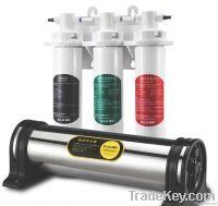 3 stage ultrafiltration