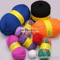 Acrylic yarn for knitting (Acrylic knitting yarn)