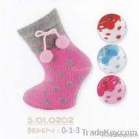 Ponponlu socks