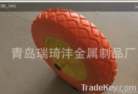 PU foaming wheel     rubber wheel