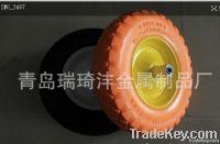 PU foaming wheel     rubber wheel