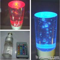 3w RGB or Single Color Led Crystal Light