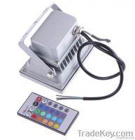 High Quality 10W RGB LED Floodlight IP65