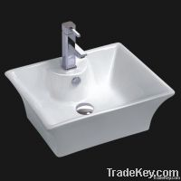 ceramic basin, ceramic bathroom sink, artistic china sinks