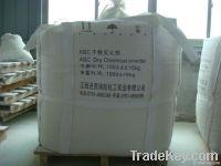 ABC Dry Chemical Powder Fire Extinguishing Agent